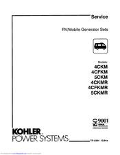 Kohler 5CKM Manuals