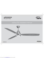 progress lighting p2550 manuals