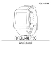 Garmin Forerunner 30 Manuals