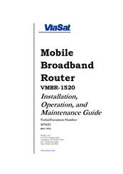 Viasat VMBR-1520 Manuals
