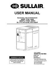 Sullair 3700 Manuals