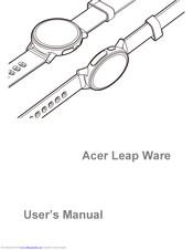 Acer L05 Manuals
