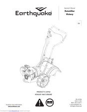 Earthquake VICTORY 29702 Manuals
