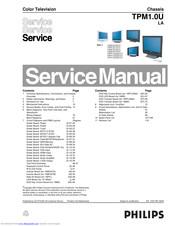 Philips 19PFL5422D/27 Manuals