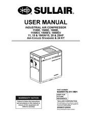 Sullair 1509e Manuals