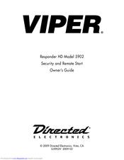 Viper 5902 Manuals