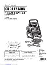 Craftsman 580.752011 Manuals