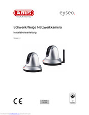 Abus TV7230 Manuals