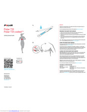 Polar Electro Fitwatch T31 Manuals