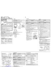 Mitsubishi FX3G-2AD-BD Manuals