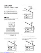 Navien NPE-210A Manuals