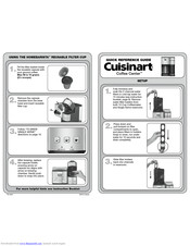 Cuisinart SS-15 Series Manuals