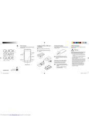 Samsung SM-J120W Manuals