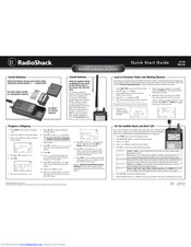 Radio Shack PRO-106 Manuals