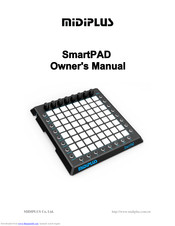 Midiplus SmartPAD Manuals