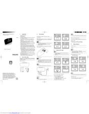 Philips AJ3400 Manuals