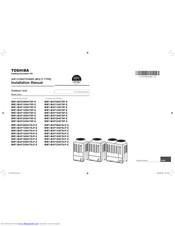 Toshiba MMY-MAP1406HT8P-E Manuals