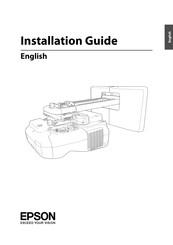 Epson EB-480 Manuals