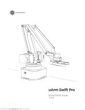 Ufactory uArm Swift Pro Manuals