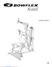 Bowflex Xceed Manuals