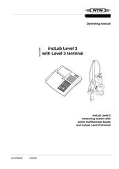 Wtw inoLab 740 Manuals