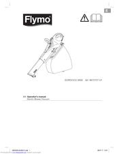 Flymo Scirocco 3000 Manuals