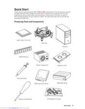 Msi Z390-A PRO Manuals