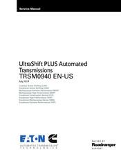 Eaton UltraShift PLUS FO-16E310C-LAS Manuals