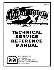 Merit Industries Megatouch XL Manuals