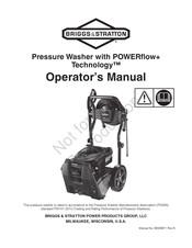 Briggs & Stratton 020569 Manuals