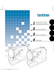 Brother Ce1100prw Manual : brother, ce1100prw, manual, Brother, Ce1100prw, Manuals, ManualsLib