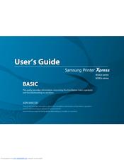 Samsung M283x Driver Mac : samsung, m283x, driver, Samsung, Xpress, M283x, Series, Manuals, ManualsLib