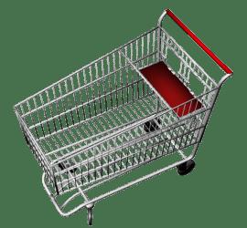 supermarket trolley polantis