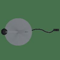 CAD and BIM object - NYFORS Floor Lamp 2 - IKEA
