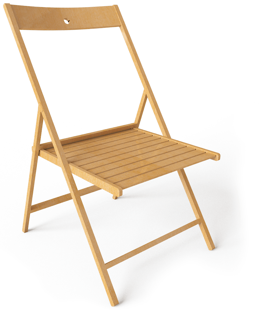 folding chair ikea brown chairs for living room cad i bim objekat terje