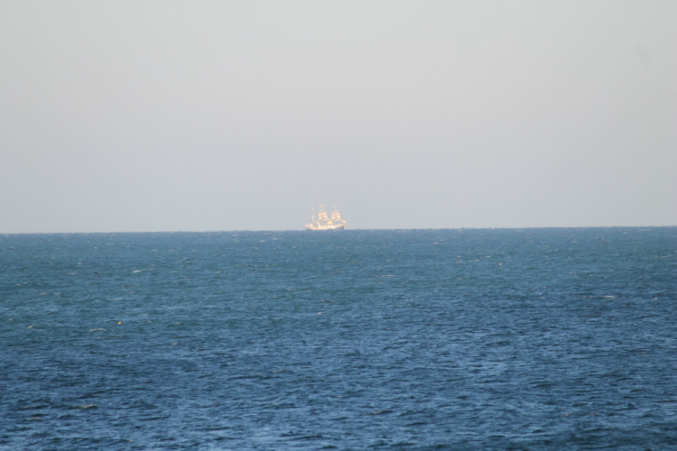 Киберон (Quiberon). Атлантический океан