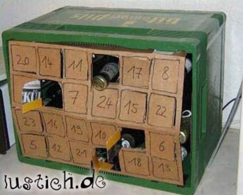 Bier Weihnachtskalender.Bier Adventskalender Mydealz Calendrier Dernier Trimestre