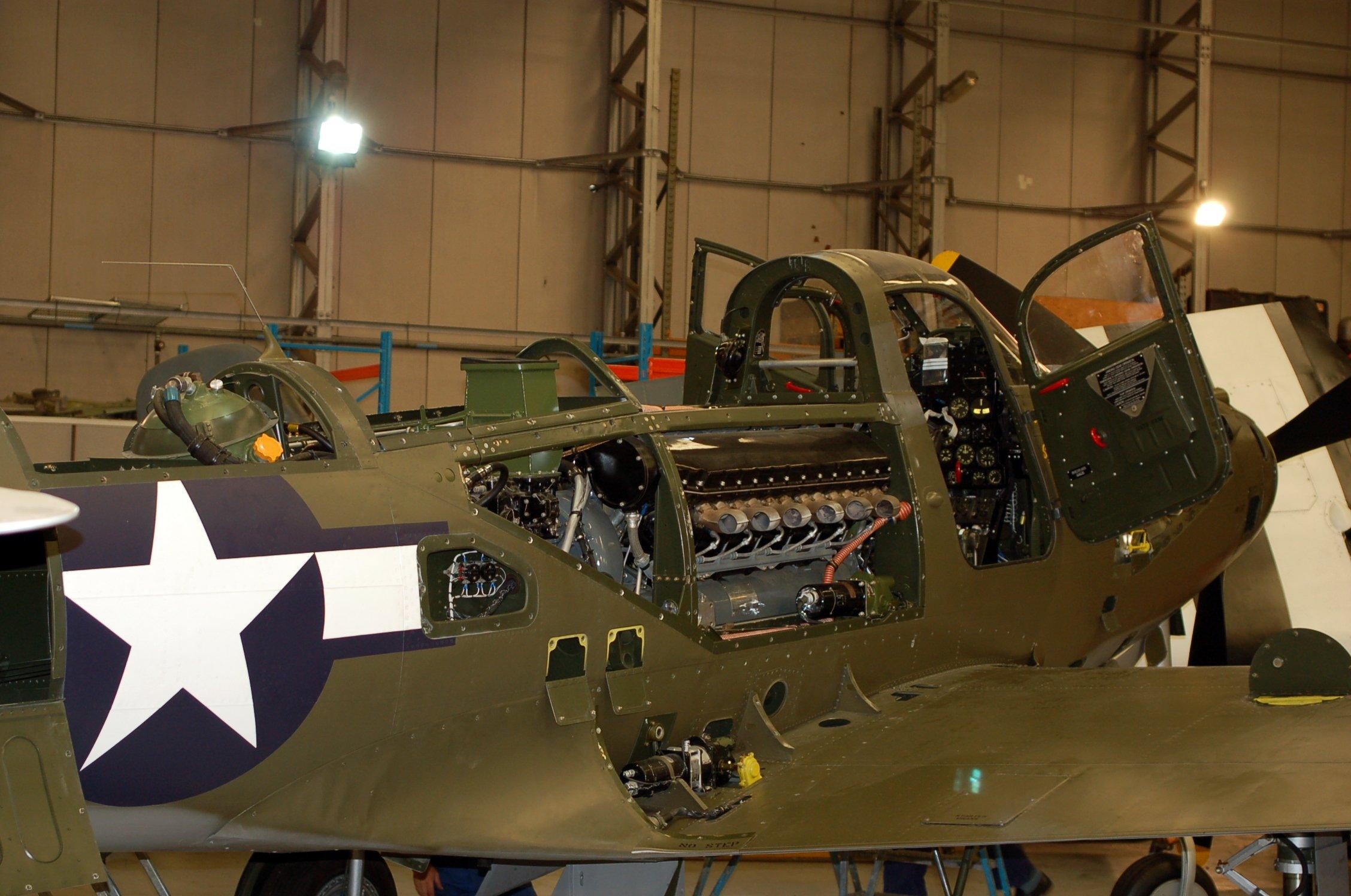 Diskusní fórum modelářů • Zobrazit téma - P-39 Airacobra 1/32 Special Hobby - HOTOVO