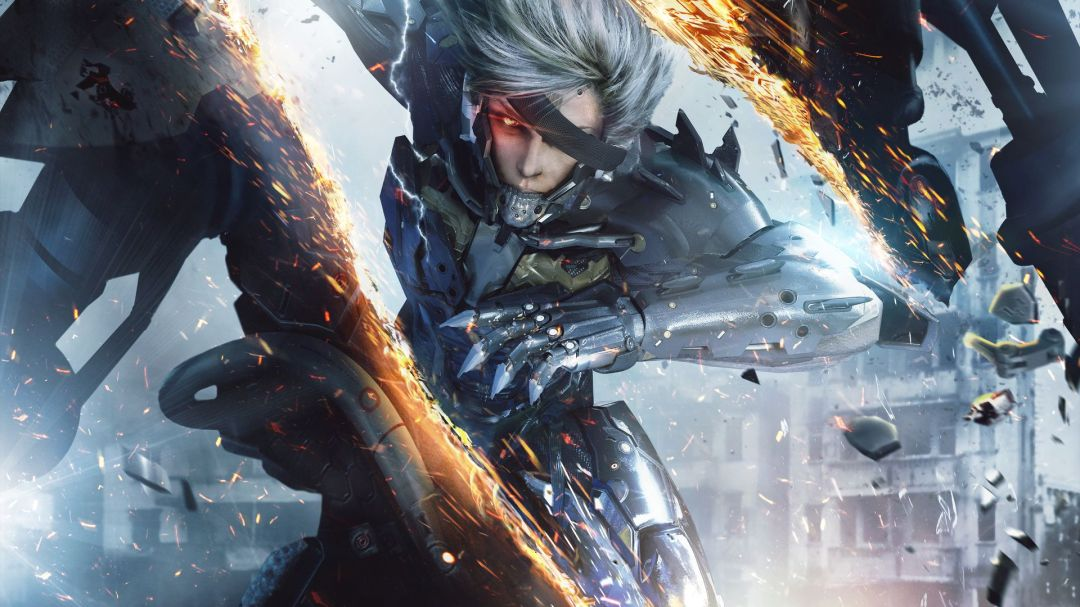 Image result for metal gear rising revengeance