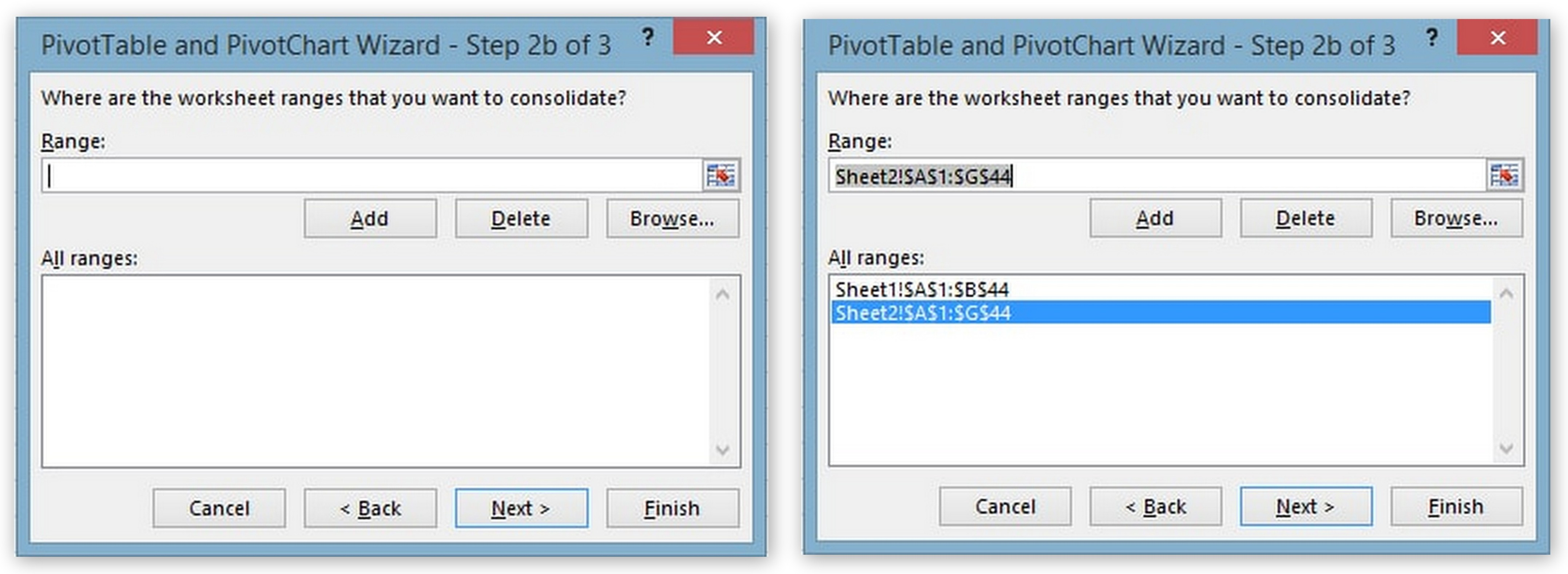 Pivot Tables For Experts