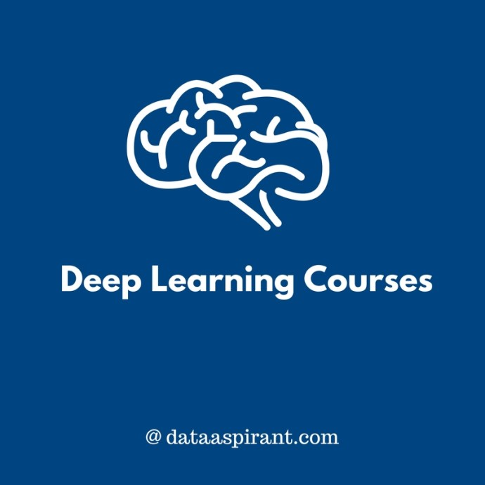 Deep Learning Courses