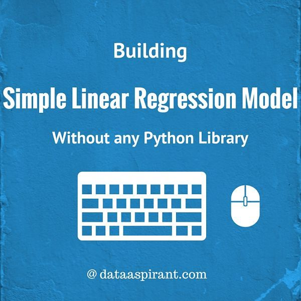 Simple Linear Regression implementation in Python