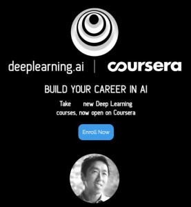 Andrew ng Deep learning courses