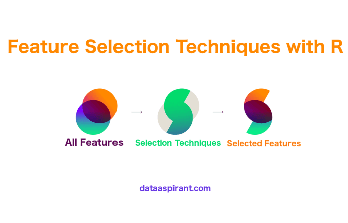 feature selection techniques in r