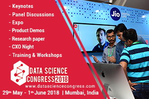 Datascience congress 2018