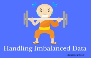 handle imbalanced datasets