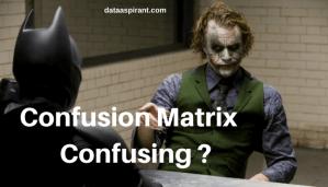 Confusion Matrix sklearn