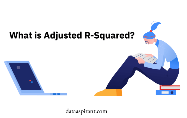 What is adjusted r-squared