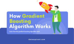 How Gradient Boosting Algorithm Works