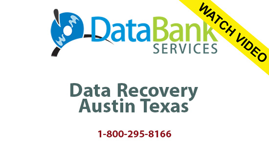 Data Recovery Austin Texas